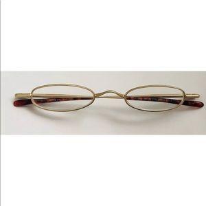 New Readers Glasses #2.75 in Case Men or Women